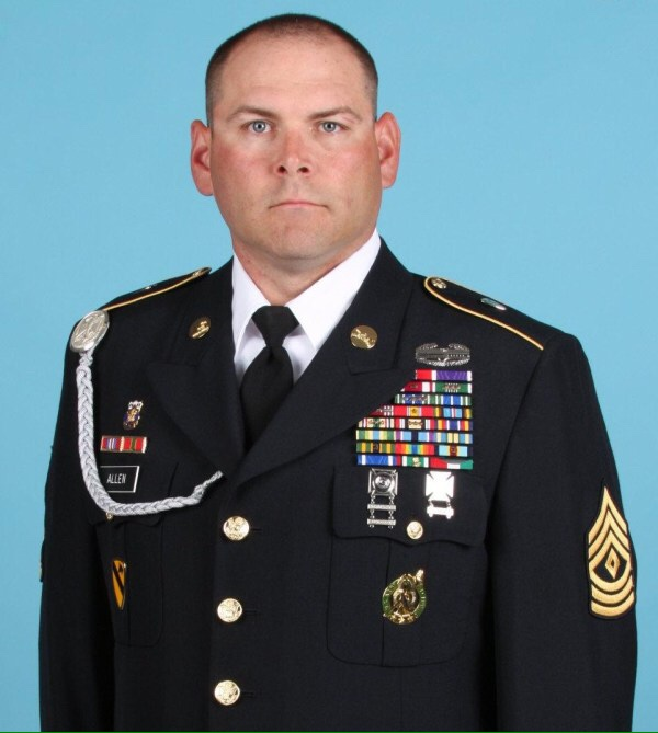 Brian Allen Vote School Board Pflugerville Board of Trustees Veteran Purple Heart